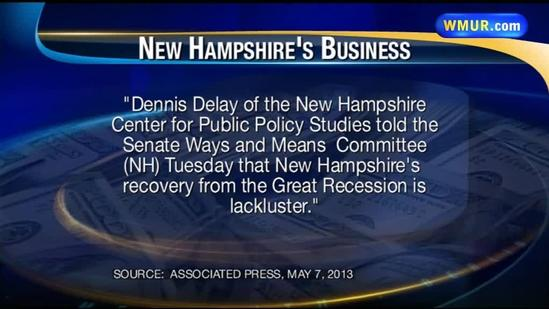 New predictions for NH economy this year and next