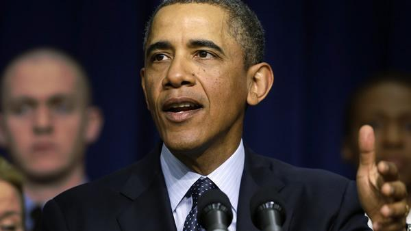 Obama rejects plan for more say in spending cuts