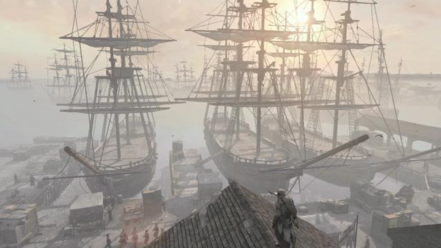 Assassin's Creed III - Take the Battle to the Seas Trailer