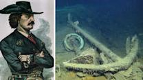 Shipwrecks may shed light on Texas' fight for independence