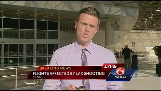 Some flights to LAX from New Orleans canceled after shooting