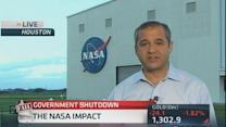 Nearly all NASA employees facing furlough