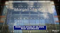 Morgan Stanley blows past estimates; Barbie disappoints Mattel; Yum! shares slide