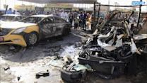 Two Car Bombs Kill At Least 11 In Mainly Shi'ite Part Of Baghdad