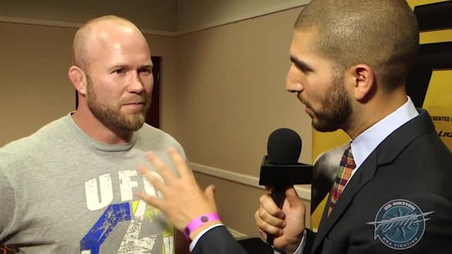 Tim Boetsch still not over loss to Costa Philippou, not on Chris Weidman bandwagon