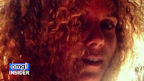 Heidi Klum Lets the Curls Go Wild on Vacation