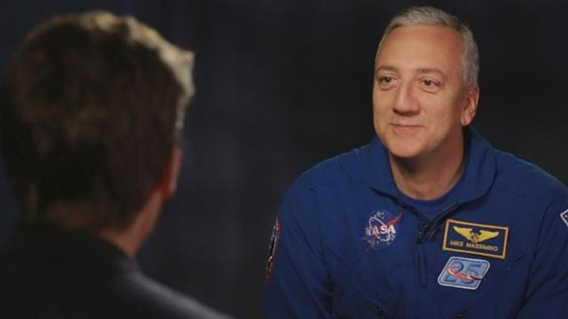 Astronaut Blown Away by Realism of 'Gravity'