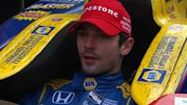 Rookie Speeds to Victory in Indianapolis 500