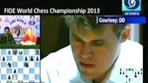 Carlsen becomes new world chess champion