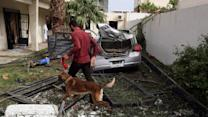 Car bomb targets French Embassy in Libya