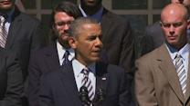 Obama: High College Costs Hold Back Middle Class