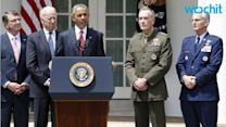 Obama Hails Joint Chiefs Nominee Dunford