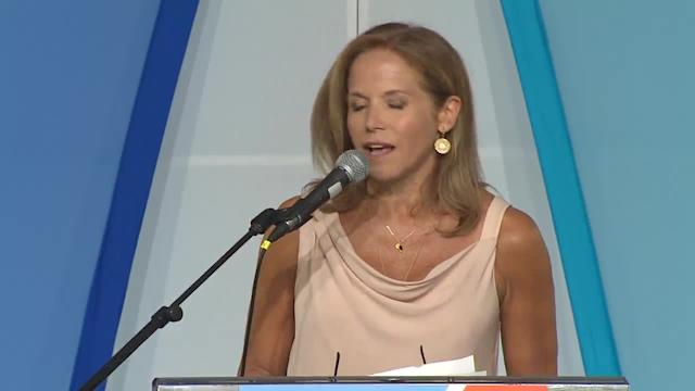 Katie Couric's Big Idea