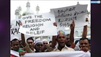 Sri Lankan Minister Briefly Trapped By Ethnic Clashes