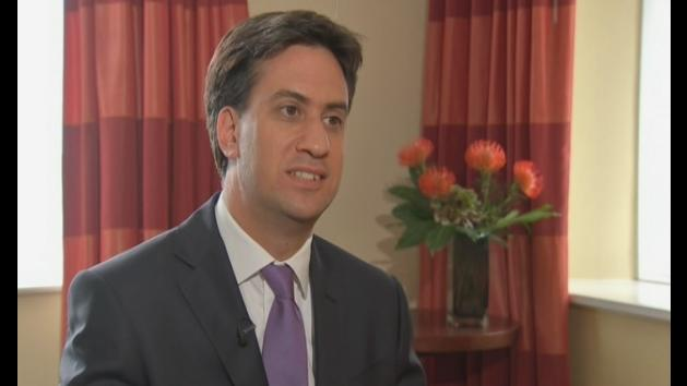 Miliband 'acting in public interest' over energy