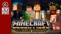 Minecraft for Windows 10 and Story Mode Revealed! - GS News Update