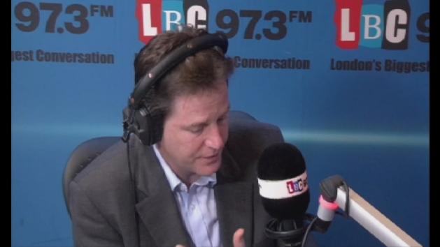 Nick Clegg wants Lord Rennard to apologise