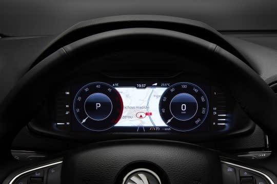 多功能觸控面板與數位化虛擬座艙都是VAG集團產品中,令人感到熟悉的配備。