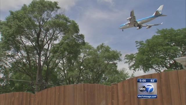 O'Hare noise complaints cause demand for more FAA hearings