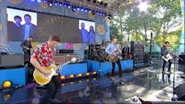 Kings of Leon Goes 'Radioactive' in Central Park