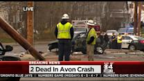 2 Killed In Avon Crash After High-Speed Chase