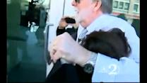Casey Anthony arrives at courthouse
