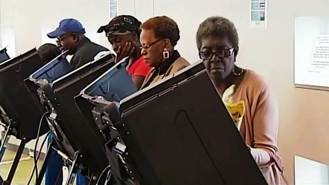 Feds to sue N.C. over stricter voter law