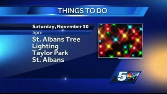Things To Do Saturday 11-30-13