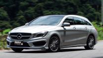 國內新車試駕-Mercedes-Benz CLA250 Shooting Barke