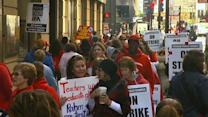 Chicago teachers end two-week strike