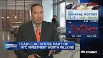Cadillac house part of NYC investment worth millions