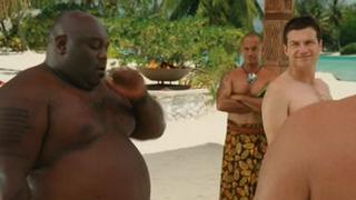Couples Retreat: Marcel Tells Trudy To Undress Shane