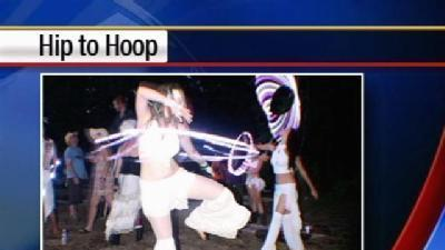 Keep Fit And Hip with Hooping