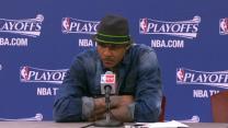 Press Pass: Carmelo Anthony