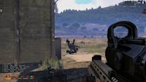 Arma III - Defend Mission - Gameplay