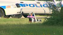 Jogger finds baby taken in carjacking