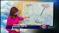 Margaret's Weather Picture for October 17