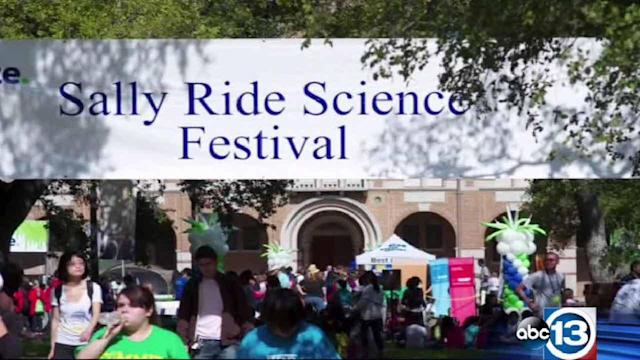 Sally Ride Science Festival to be held