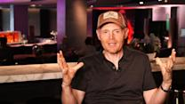 Comedian Bill Burr's Financial Advice...And Doomsday Prep