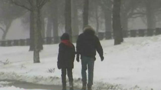 NYC, Boston Residents Prepare for Monster Snow Storm