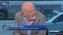 Sam Zell: Low rates for too long changes behavior
