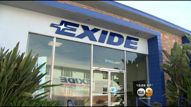 Free Lead Testing Offered For Vernon Residents Near Exide Battery Plant
