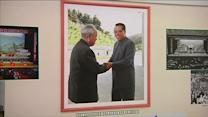 Historic photos on display in North Korea