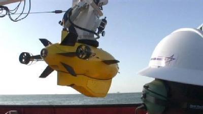 Lockheed Martin Unveils Little Yellow Submarine