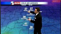 Drew's Weather Webcast, JAN 24