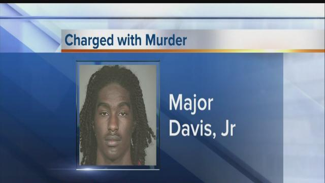 Murder charge filed in officer's shooting death