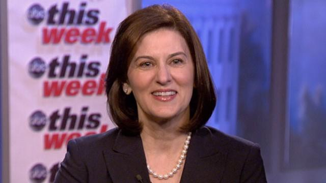 Vicki Kennedy on Health Care and Ted Kennedy's Legacy