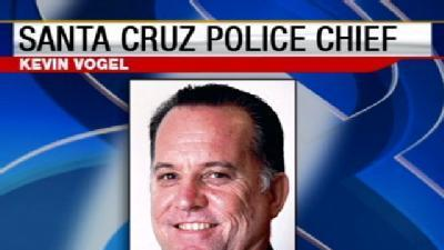 'Interim' Removed From Santa Cruz Police Chief's Title