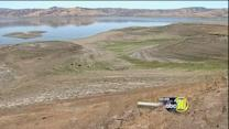 San Luis Reservoir on track for record low levels