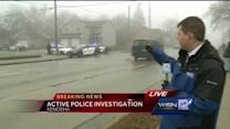 Kenosha police block off several streets for tactical situation